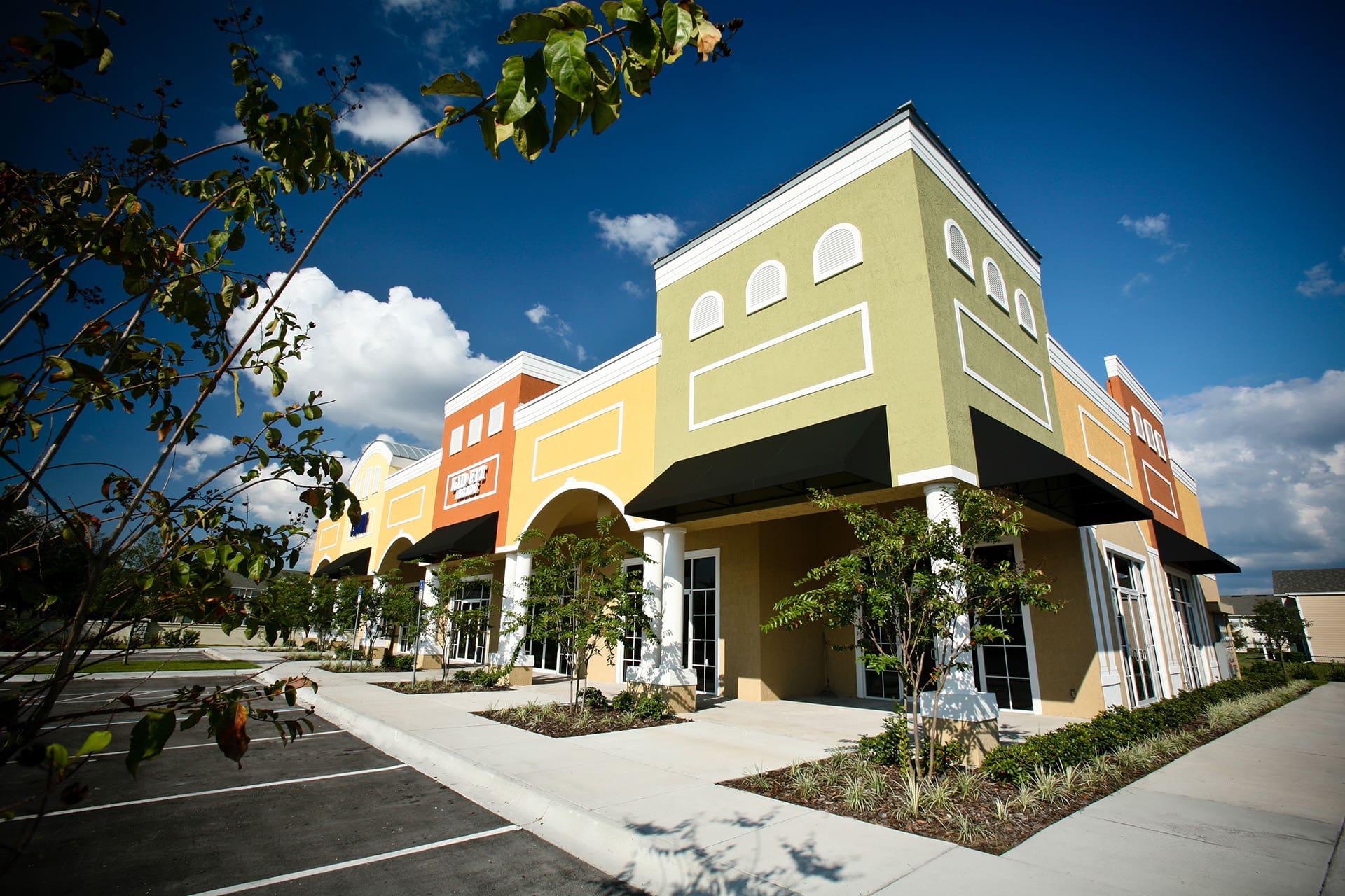 TrebArc: Woodbury Professional Plaza - Orlando, FL